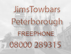 Peterborough Jims Towbars Fit Here!